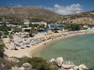 Pláž Péra Ámmos