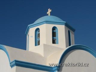 Kostelík v Amopi