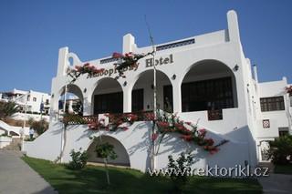 Hlavní budova hotelu Amopi Bay