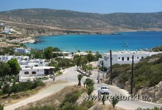 Pohled od hotelu Amopi Bay