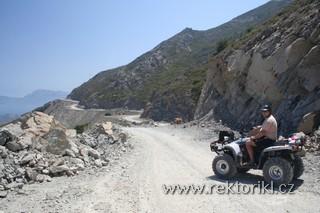 Cesta na Olympos