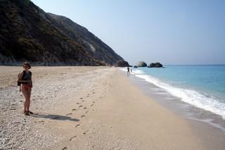 Pláž Megalipetra