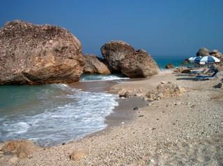Pláž Kavalikefta