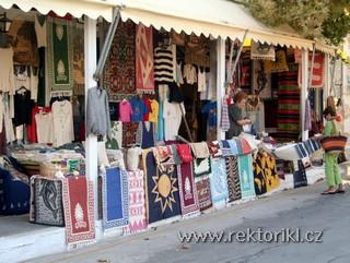 Prodej ručně tkaných koberců
