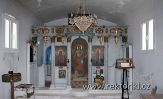 Profitis Ilias - kaple
