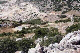Cesta k Profitis Ilias