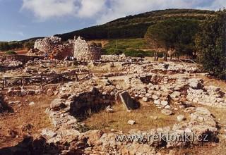 Nuraghi Palmavera (u města Alghero)