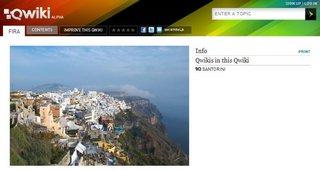 Qwiki.com - Santorini, Fira
